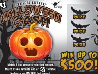 1 halloween cash